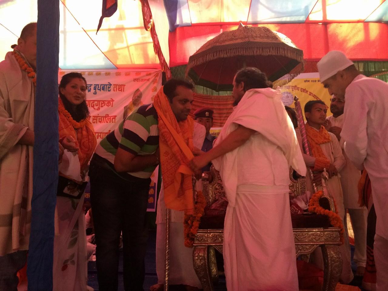 Drinking Water Distribution On Mahayagya Rotary Club Of Kakarvitta 11