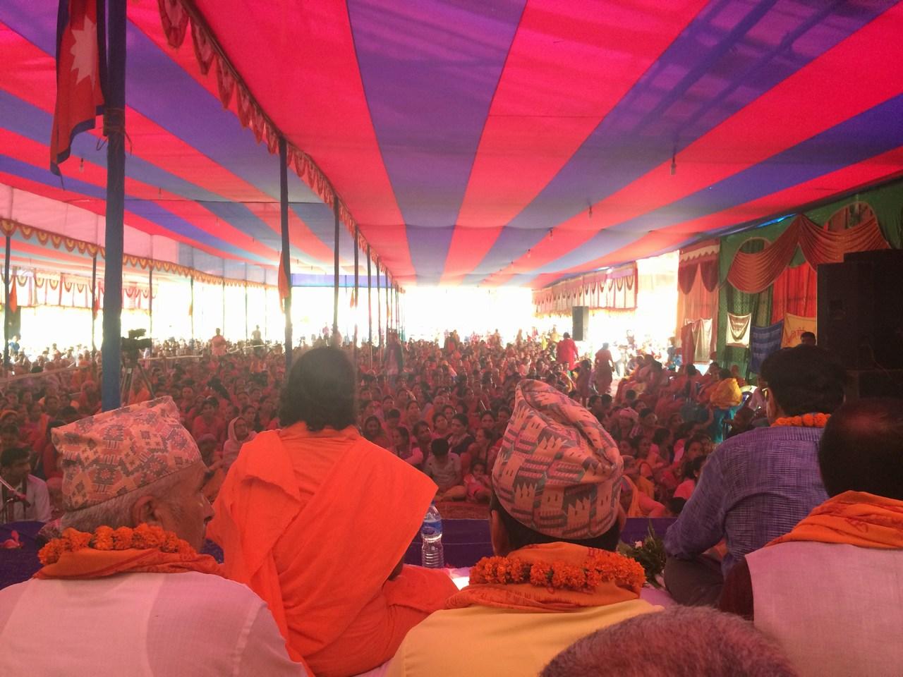 Drinking Water Distribution On Mahayagya Rotary Club Of Kakarvitta 4