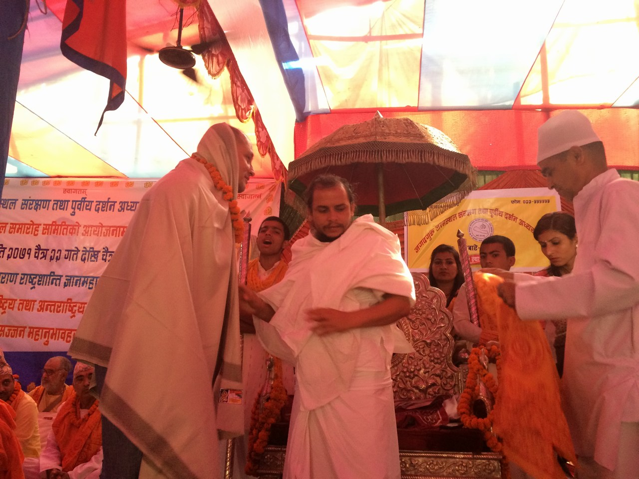 Drinking Water Distribution On Mahayagya Rotary Club Of Kakarvitta 8