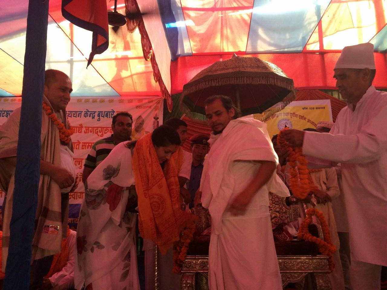 Drinking Water Distribution On Mahayagya Rotary Club Of Kakarvitta 9