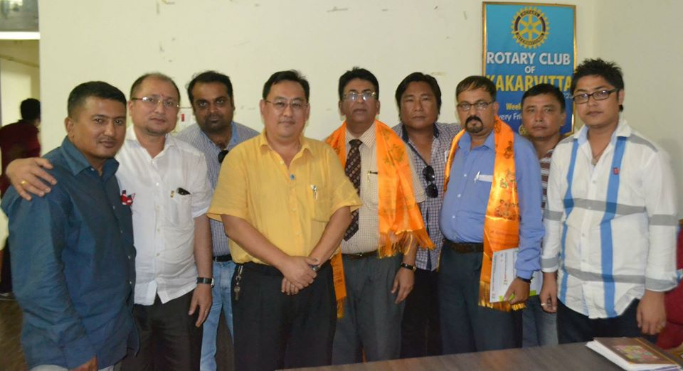 Guest Speaker Dr. Pankaj Chowdhary 2014 1