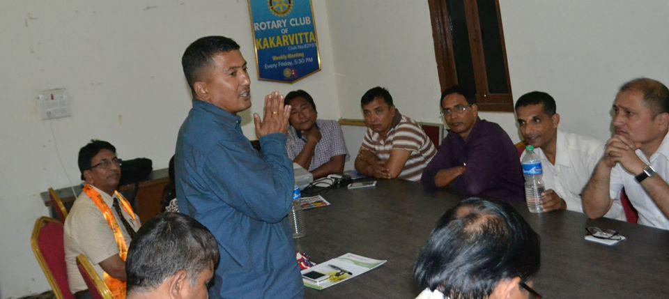 Guest Speaker Dr. Pankaj Chowdhary 2014 11