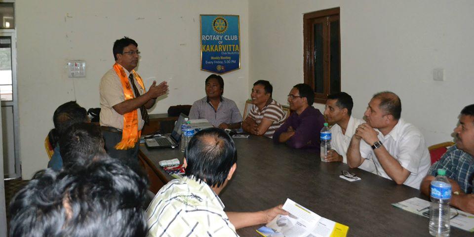 Guest Speaker Dr. Pankaj Chowdhary 2014 14