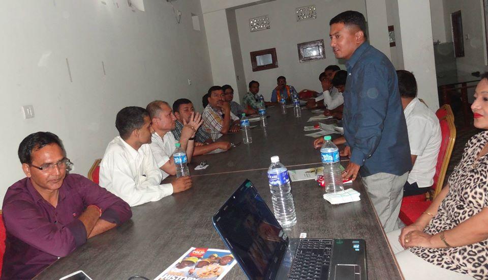 Guest Speaker Dr. Pankaj Chowdhary 2014 3