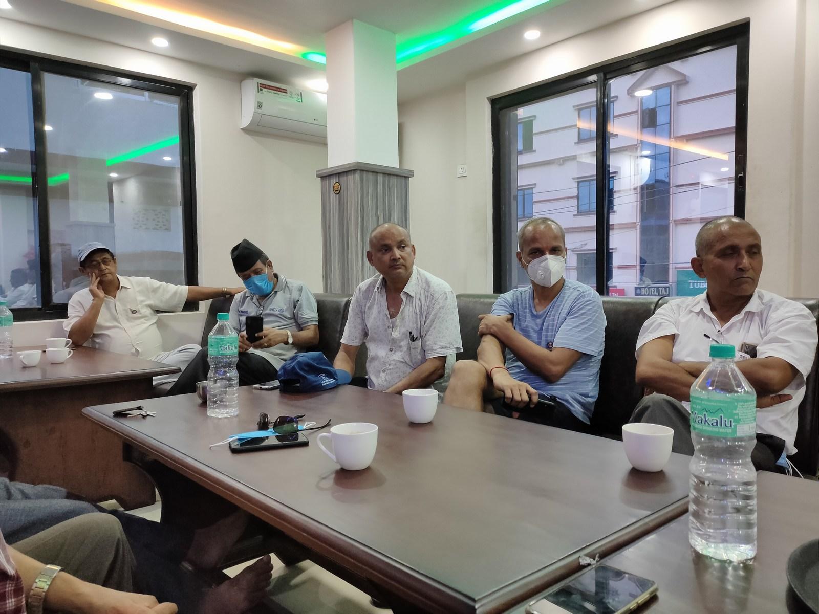 Guest Speaker Mr. Ujjwal Prasai Rotary Club Of Kakarvitta 10