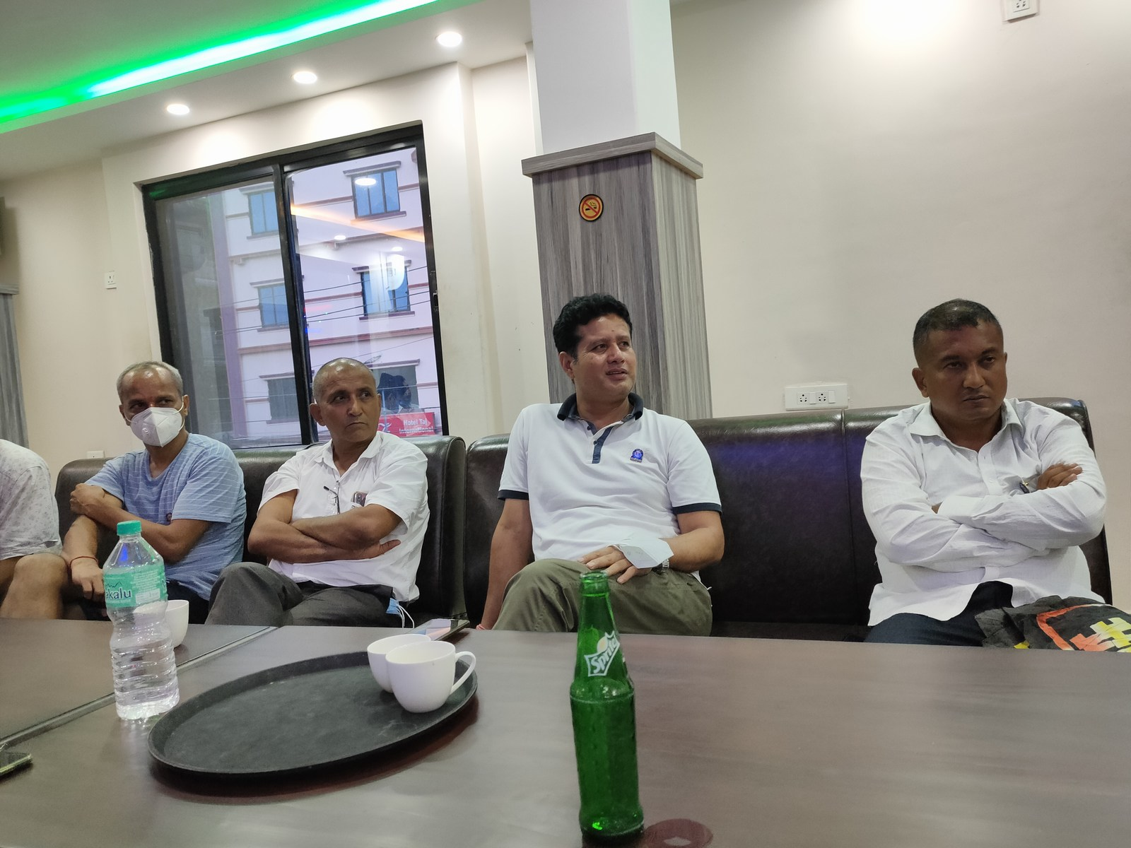Guest Speaker Mr. Ujjwal Prasai Rotary Club Of Kakarvitta 9