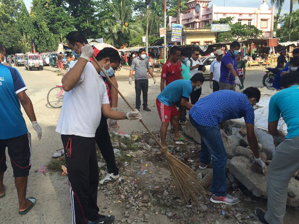 Jhapa Sanitation Program 19