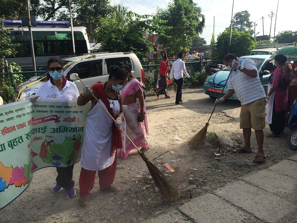 Jhapa Sanitation Program 2