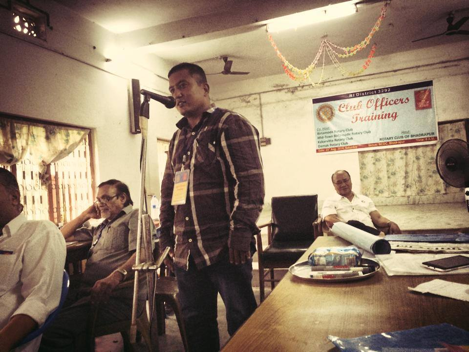 Joint Cots Training At Bhadrapur 10