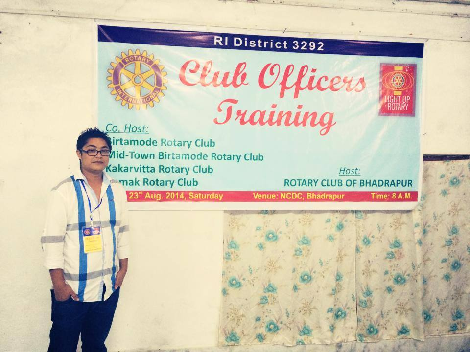Joint Cots Training At Bhadrapur 16