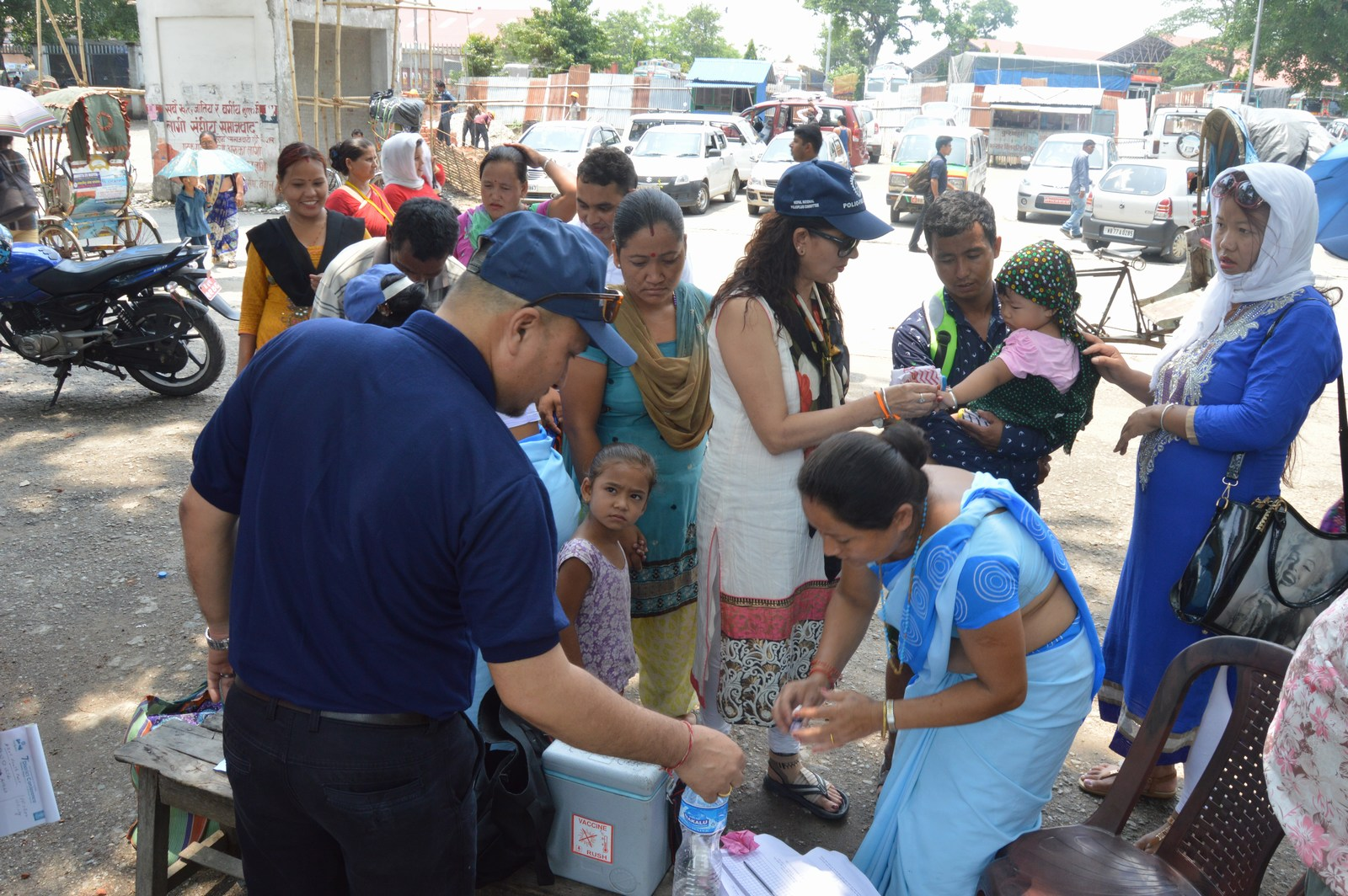 Polio Booth Inspection 11