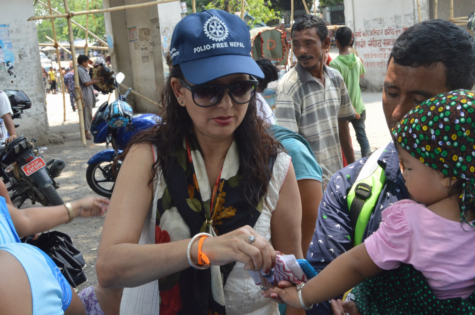 Polio Booth Inspection 12