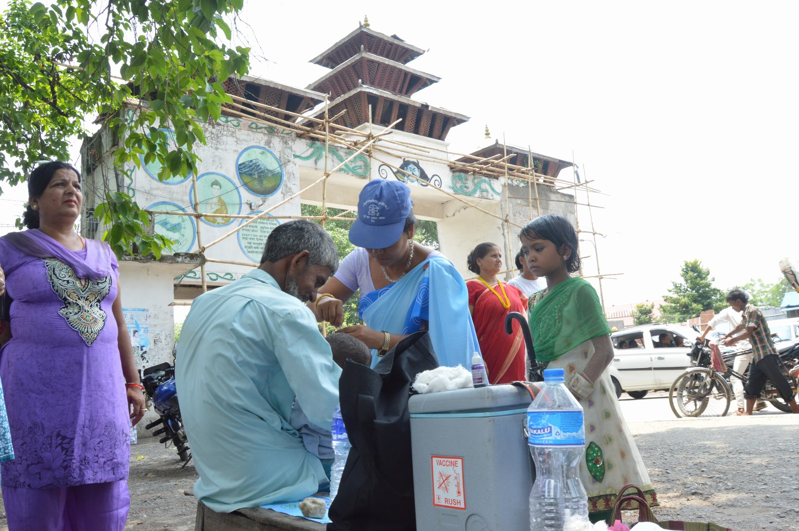 Polio Booth Inspection 18