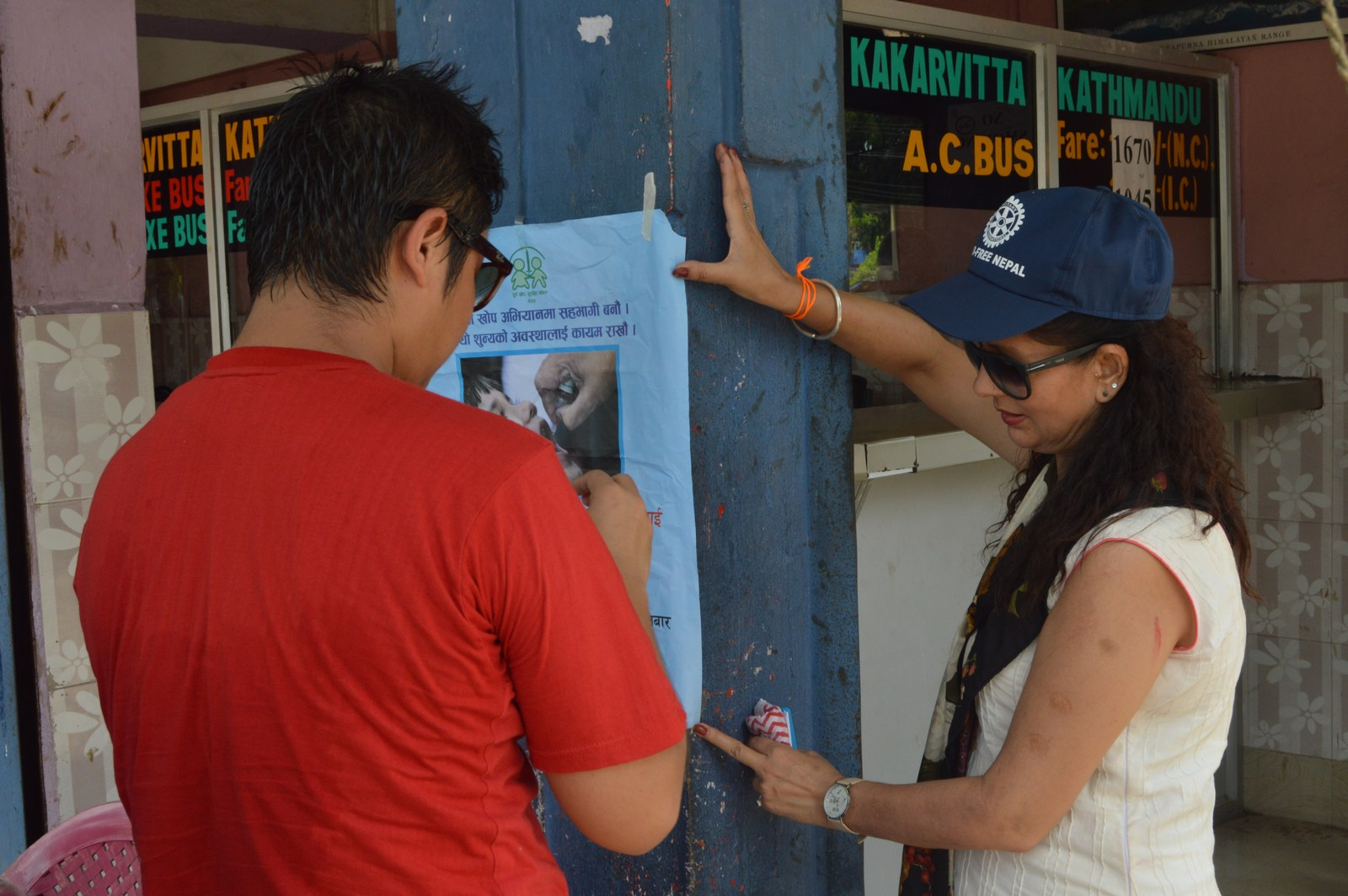 Polio Booth Inspection 19