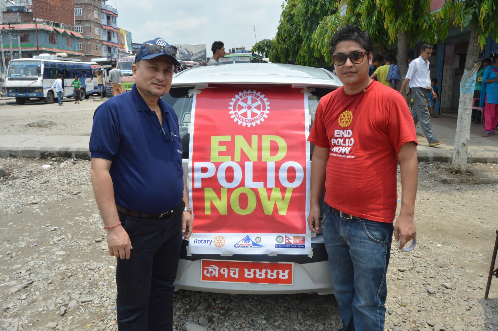 Polio Booth Inspection 20