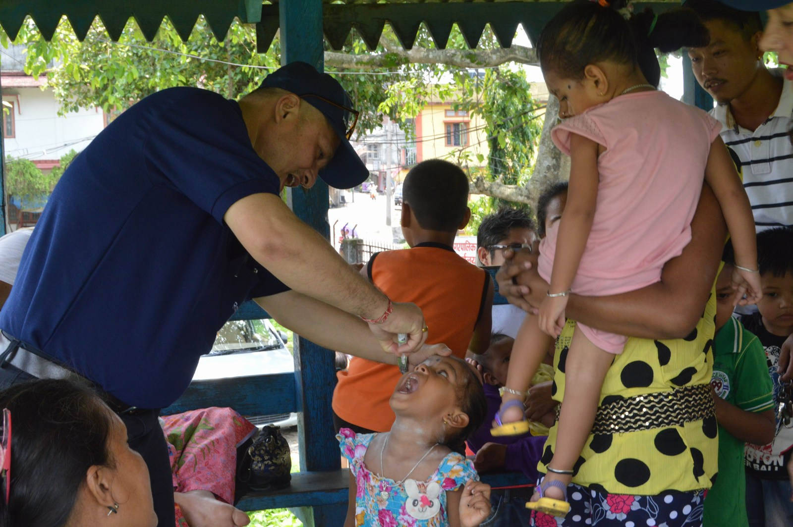 Polio Booth Inspection 23