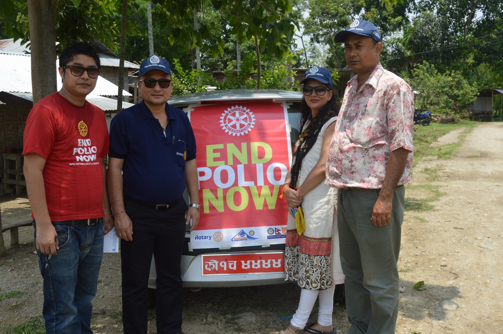 Polio Booth Inspection 31