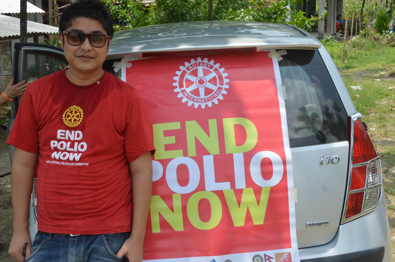 Polio Booth Inspection 33