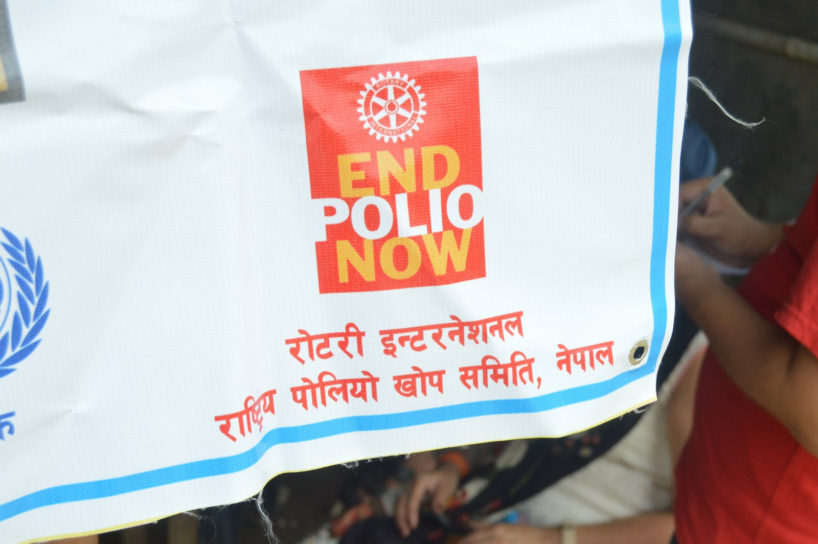 Polio Booth Inspection 35