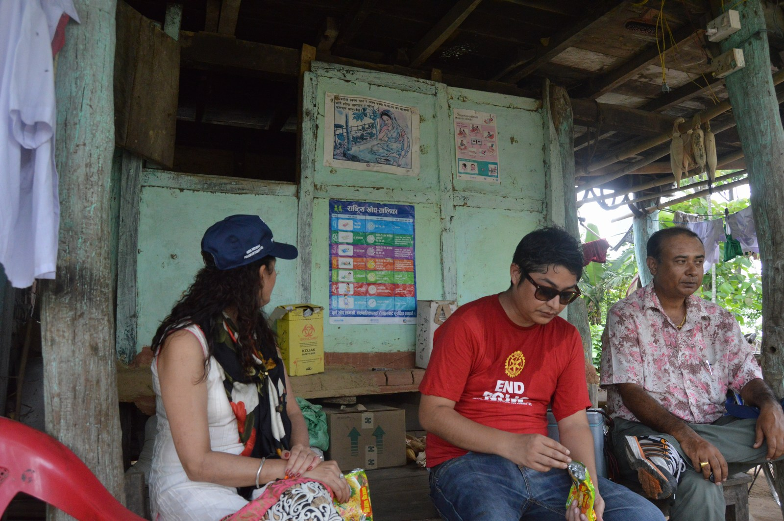 Polio Booth Inspection 41