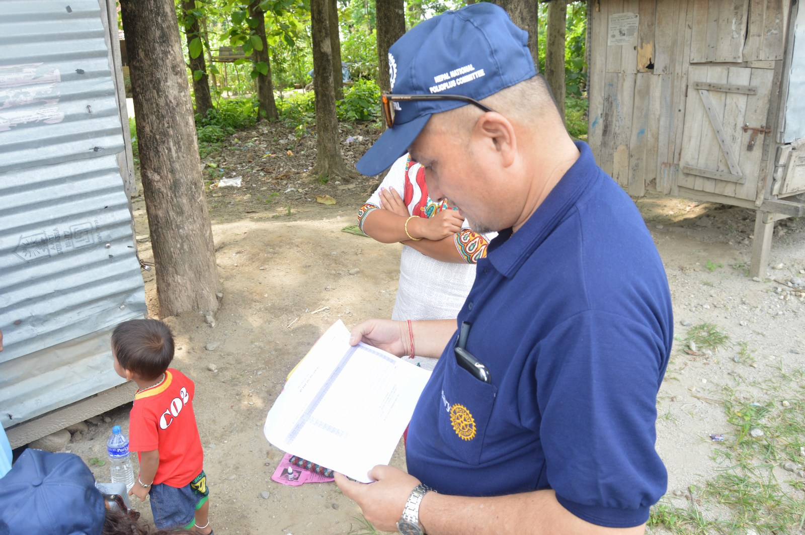 Polio Booth Inspection 52