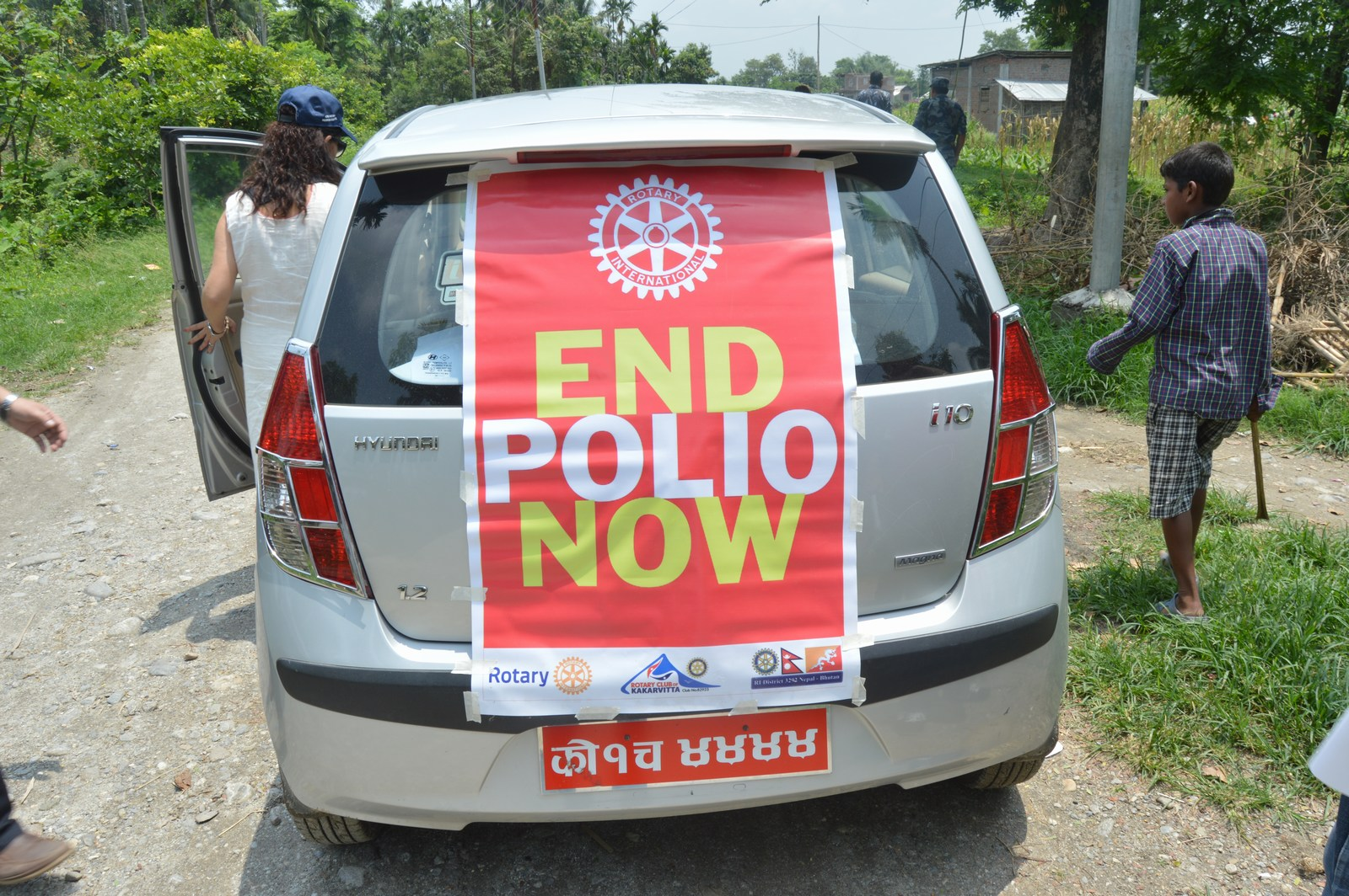 Polio Booth Inspection 7