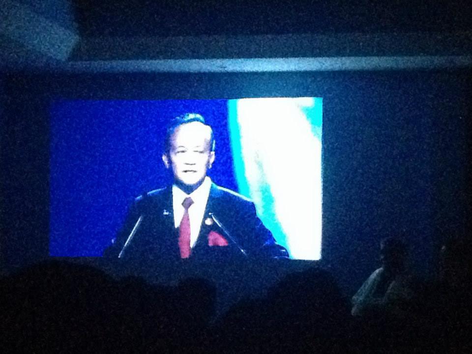 President Elect Training 2014 10