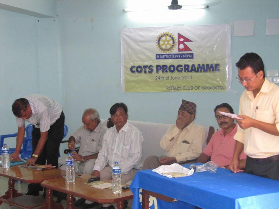 Rc Kakarvitta Cots Programe 2011 1