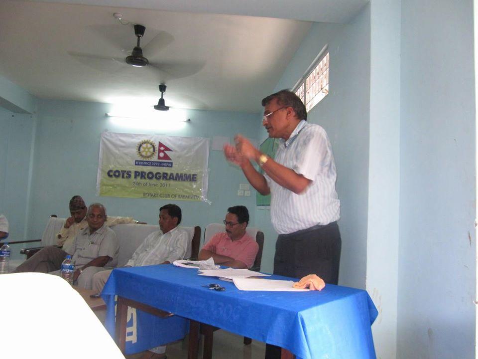 Rc Kakarvitta Cots Programe 2011 10