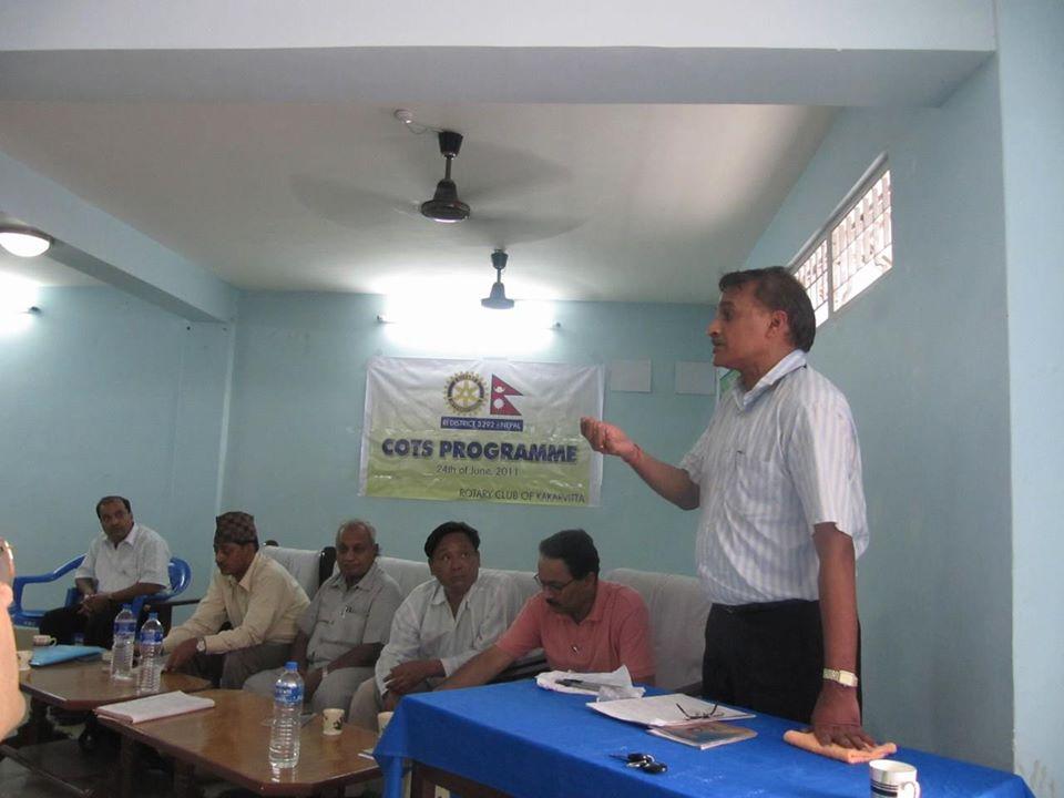 Rc Kakarvitta Cots Programe 2011 13
