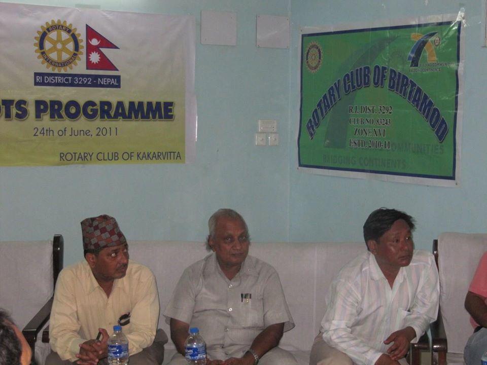 Rc Kakarvitta Cots Programe 2011 14