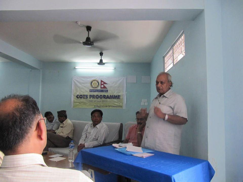 Rc Kakarvitta Cots Programe 2011 6