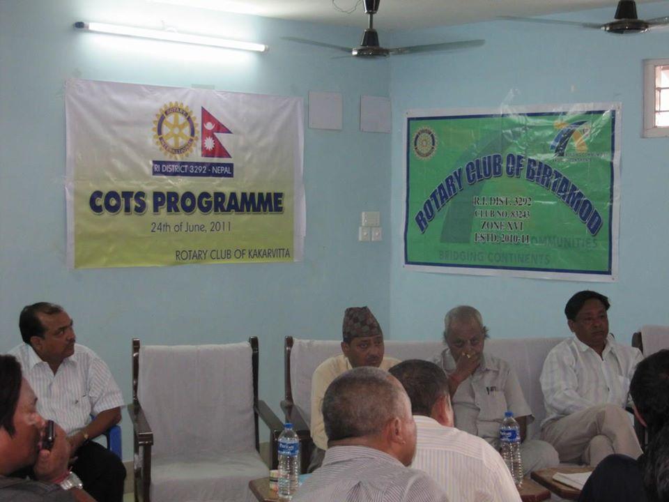 Rc Kakarvitta Cots Programe 2011 9
