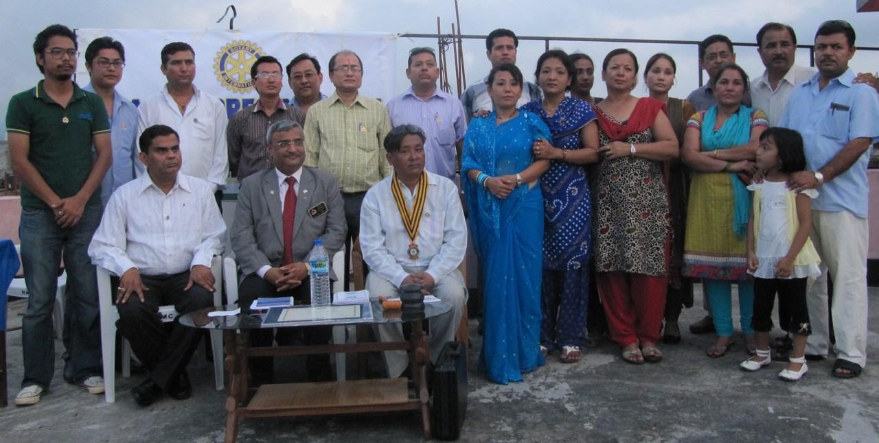 Rotary Club Of Kakarvitta Charter Presentation 11