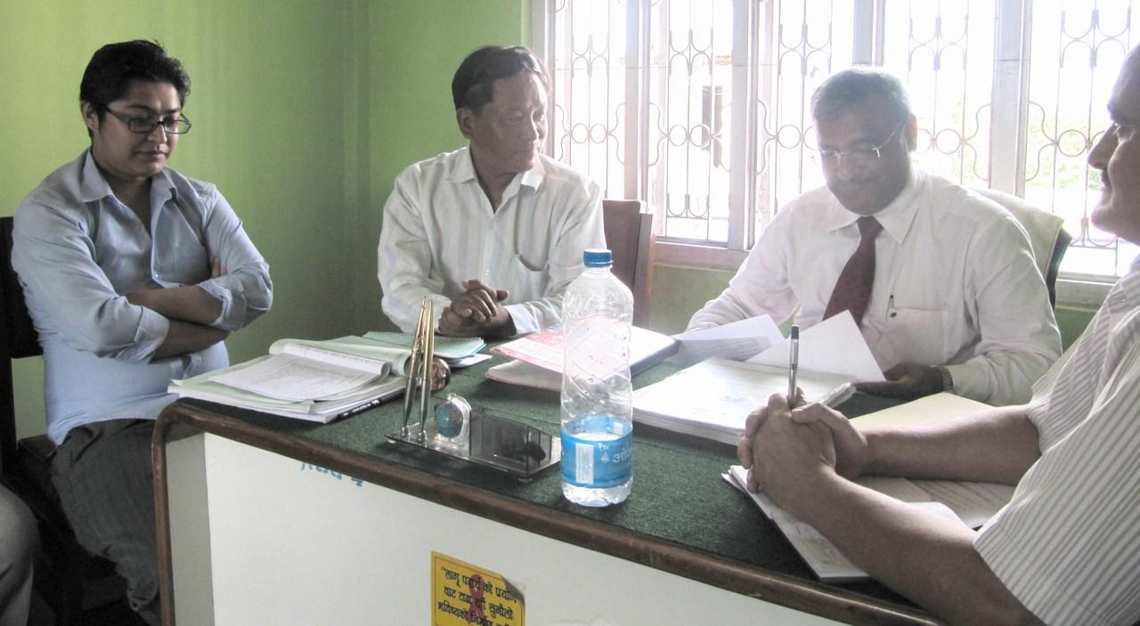 Rotary Club Of Kakarvitta Charter Presentation 3