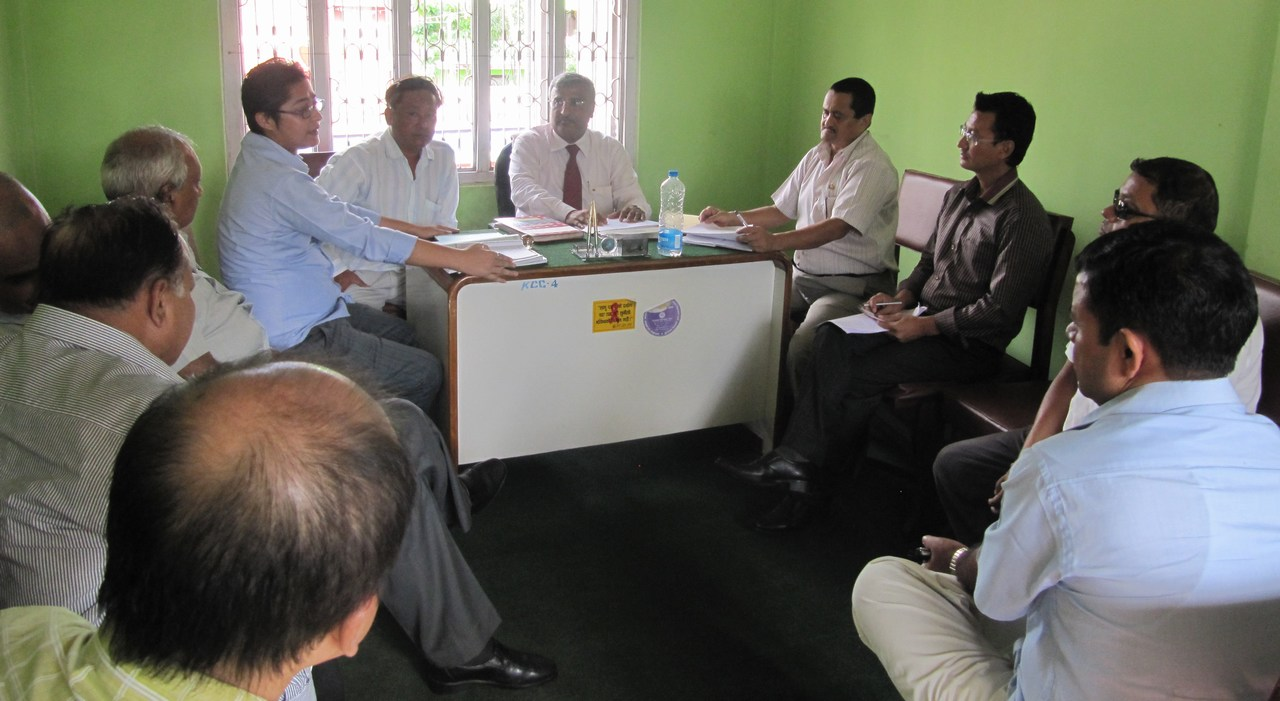 Rotary Club Of Kakarvitta Charter Presentation 5