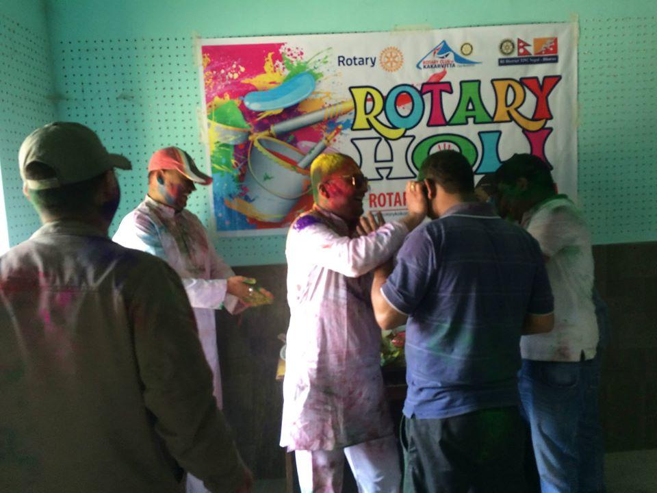 Rotary Holi 2071 1
