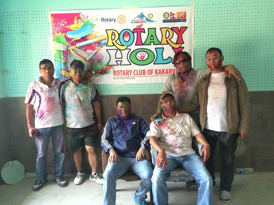 Rotary Holi 2071 11