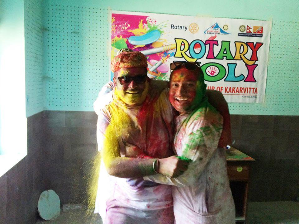 Rotary Holi 2071 12