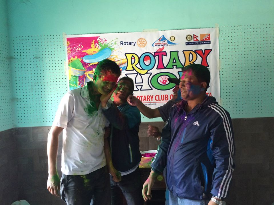 Rotary Holi 2071 13