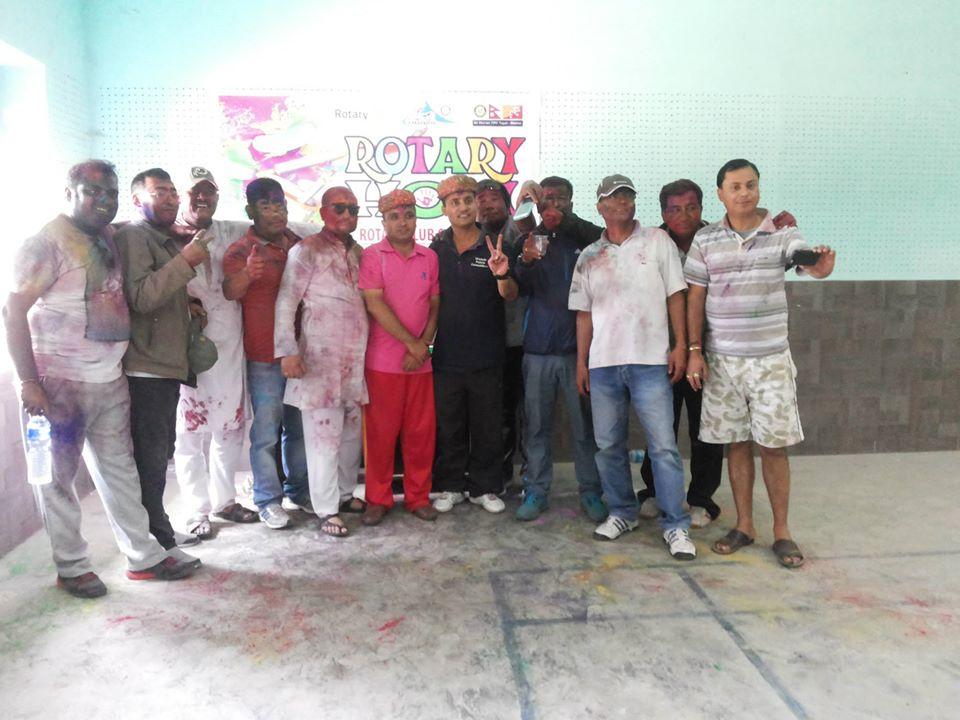 Rotary Holi 2071 14