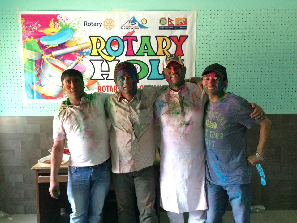 Rotary Holi 2071 15