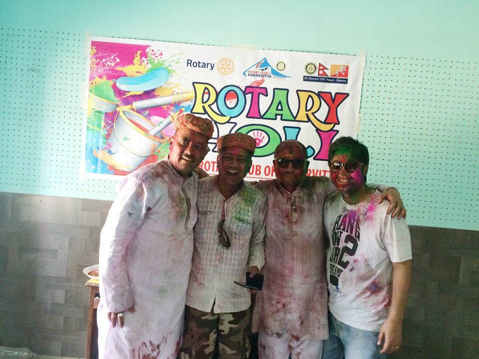 Rotary Holi 2071 18