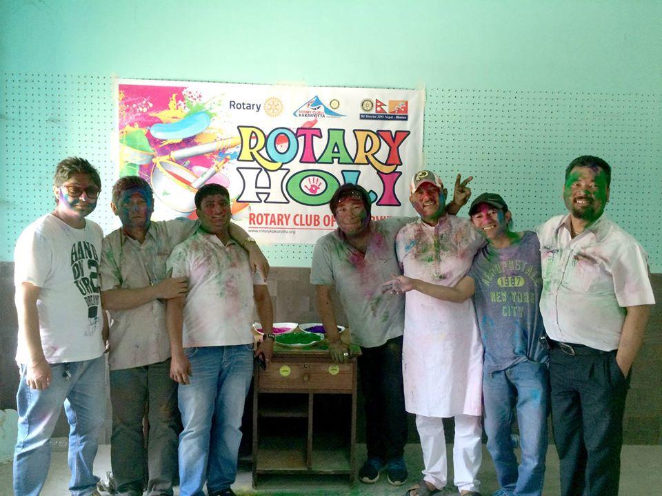 Rotary Holi 2071 20