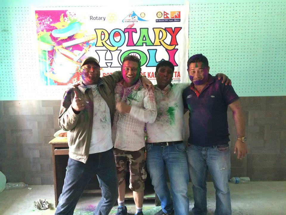 Rotary Holi 2071 22