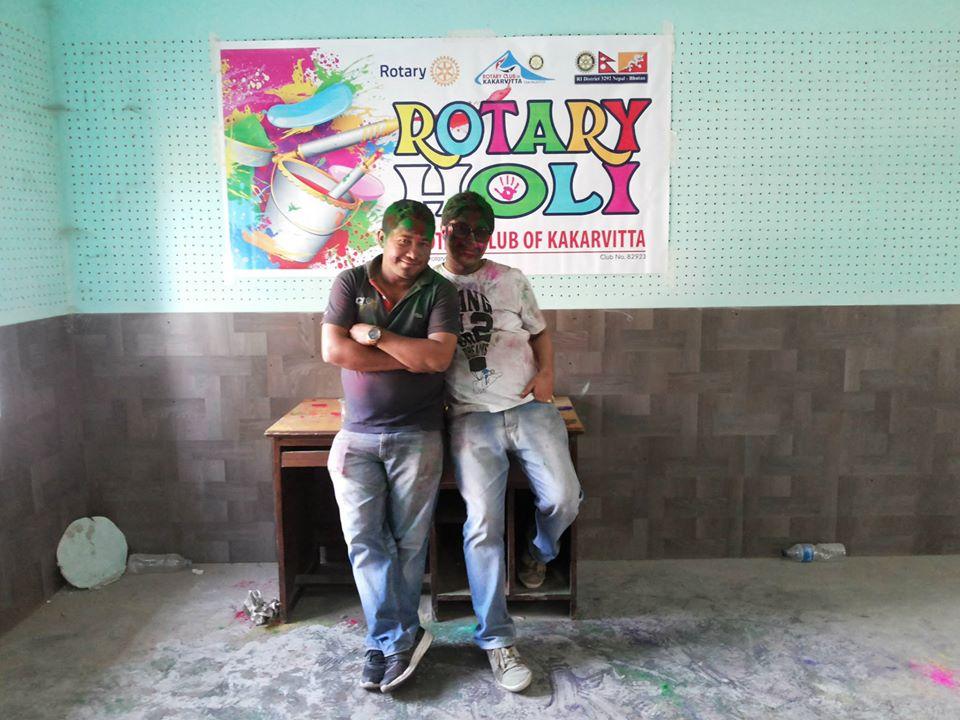 Rotary Holi 2071 24