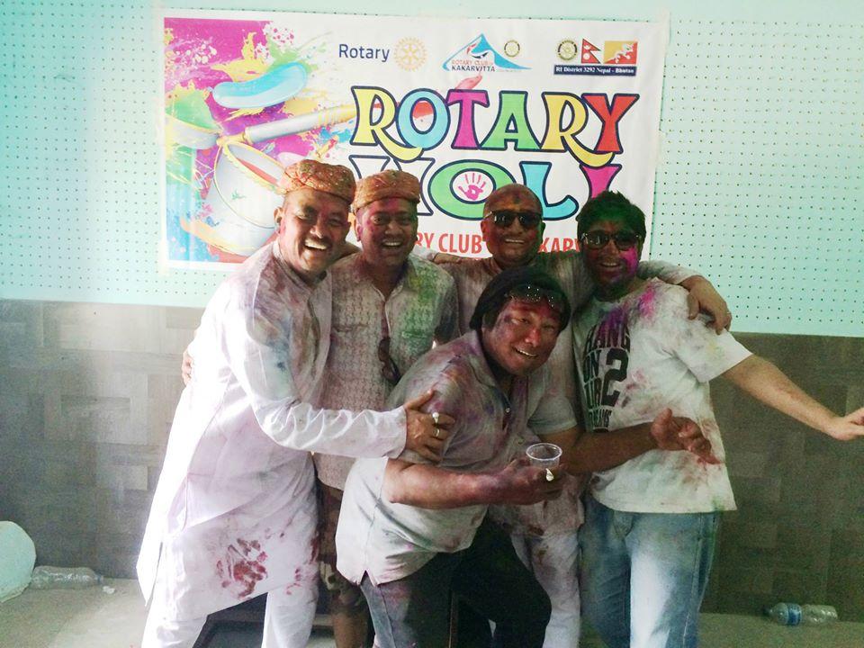 Rotary Holi 2071 26