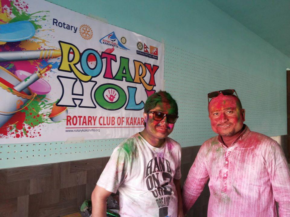 Rotary Holi 2071 27