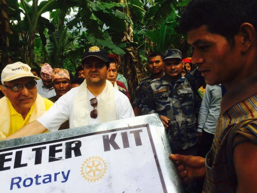 Shelter Kits Distributed 6